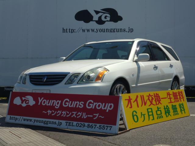 トヨタ 2.5iR-S Jエディション HID エアロ CD