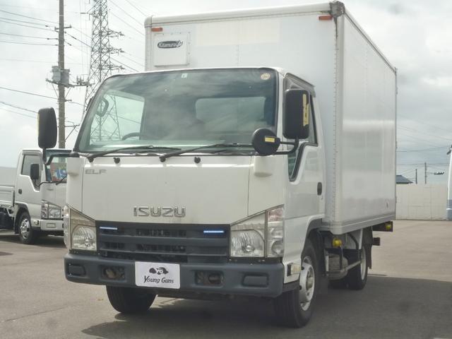 いすゞ エルフトラック 3.0D パネルバン 最大積載量1.5トン