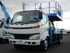 デュトロロング 高所作業車 タダノAT−120SR