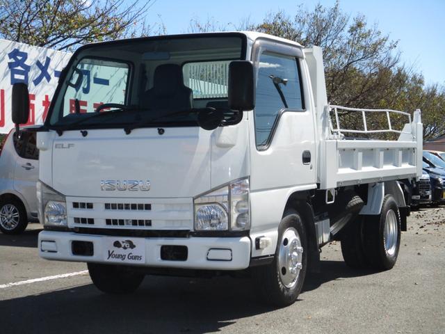 いすゞ 強化ダンプ 2トン積載 車両総重量4985kg
