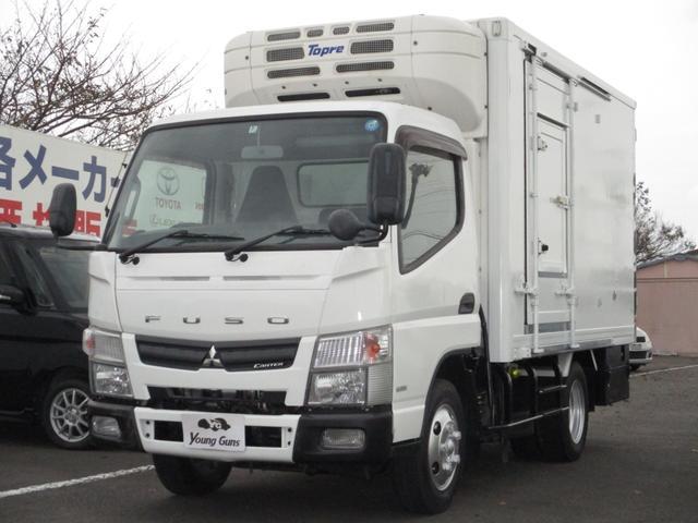 三菱ふそう 3.0DT 冷蔵冷凍車-30℃ 2トン積載 総重量5255