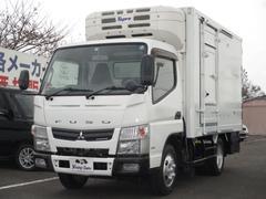 キャンター3.0DT 冷蔵冷凍車−30℃ 2トン積載 総重量5255