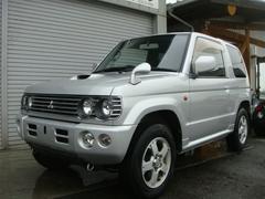 パジェロミニリンクスV 4WD ターボ キーレス