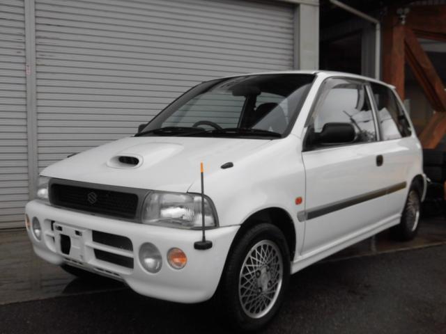 スズキ SRターボ 4WD 5速