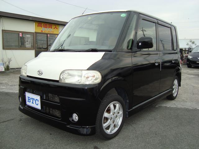 ダイハツ Xリミテッド 4WD ナビテレビ ETC キーレス