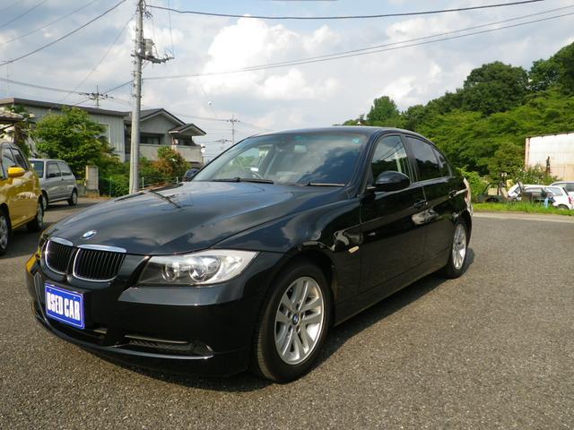 BMW 320i 社外ナビ ETC