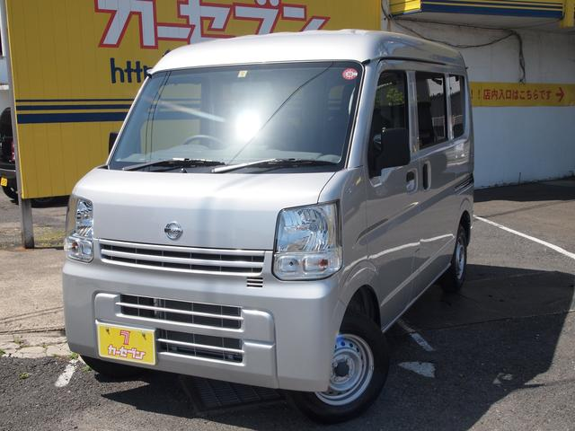 DX ワンオーナー 禁煙車 キーレス レベライザー 日産保証(1枚目)