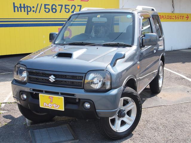 スズキ ワイルドウインド 4WD ルーフレール シートヒーター