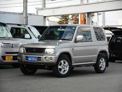 パジェロミニタイヤ4本新品 4WD 法定点検整備済 ワンオーナー