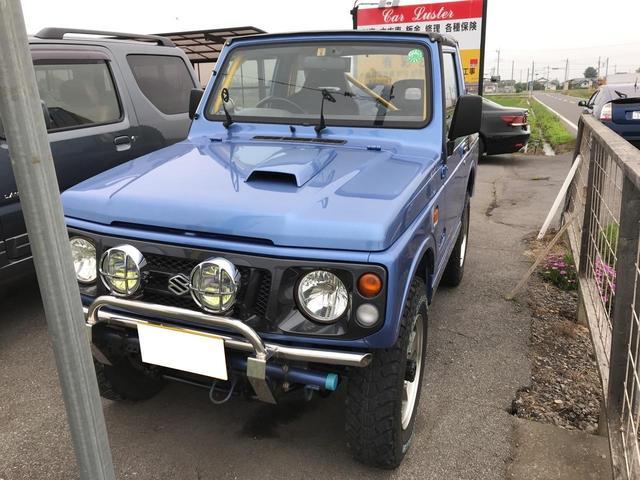 「スズキ」「ジムニー」「軽自動車」「栃木県」の中古車