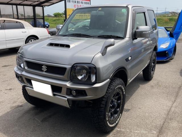 スズキ ジムニー ランドベンチャー ワンオーナー パートタイム4WD シ-トヒ-タ- PS キーレスキー AC ABS付