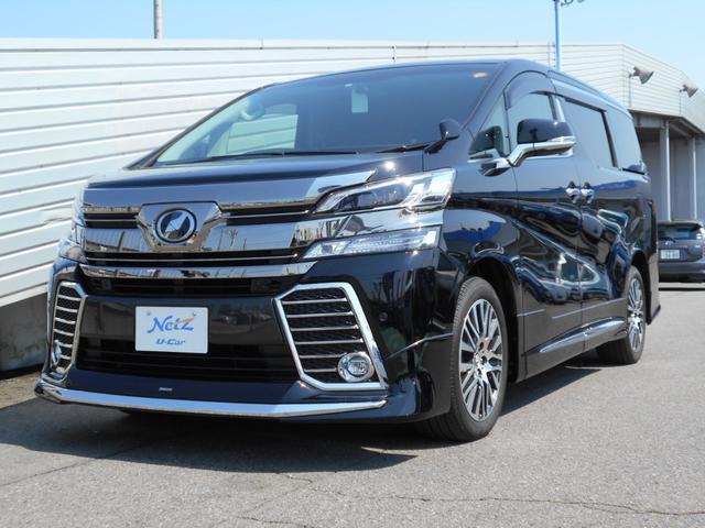 トヨタ 2.5Z Gエディション 4WD SDナビ 両側電動Sドア