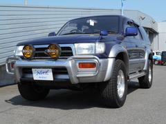 ハイラックスサーフSSR−X ワイド 4WD ディーゼル ワンオーナー