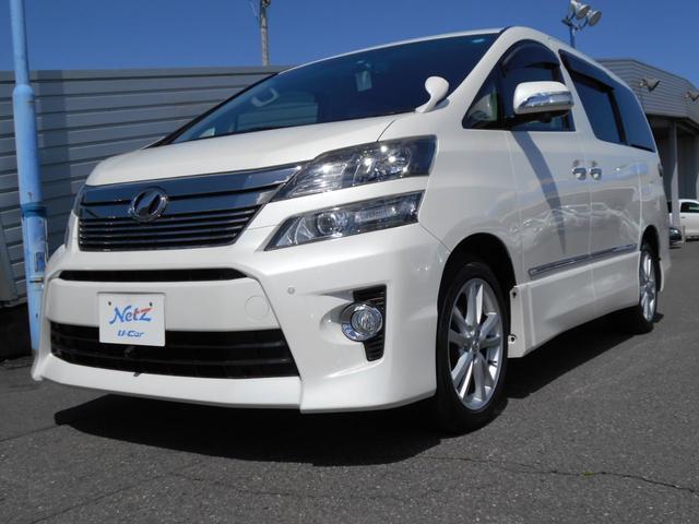 トヨタ 3.5Z Gエディション 4WD HDDナビ 両側電動Sドア