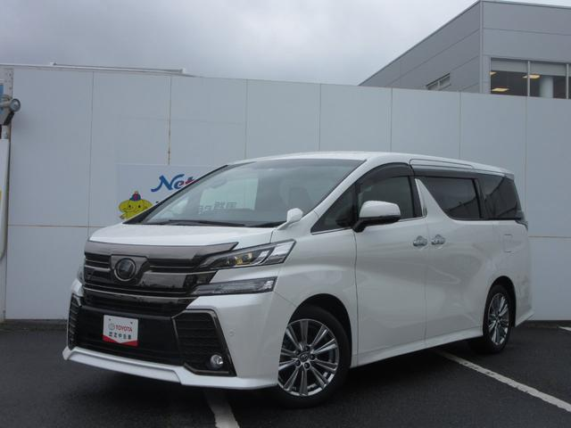 トヨタ 2.5Z Aエディション ゴールデンアイズ TSS 純正ナビ