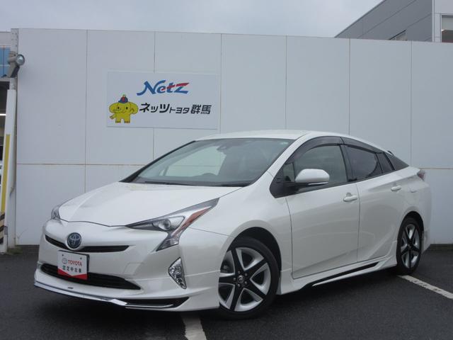 トヨタ Sツーリングセレクション TSS 純正ナビ フルエアロ