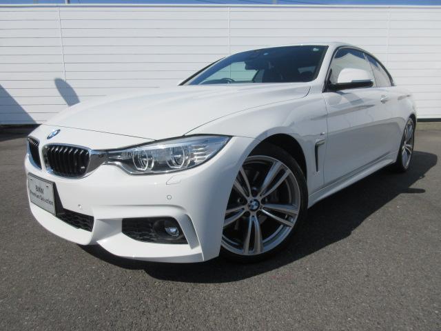 BMW 4シリーズ 435iカブリオレ Mスポーツ (車検整備付)