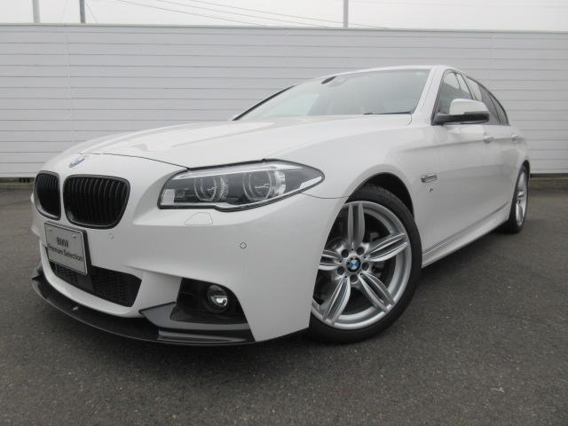 BMW 5シリーズ 528i Mスポーツ (検30.11)