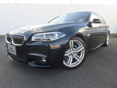 BMW535i Mスポーツ サンルーフ ベンチレーション ACC