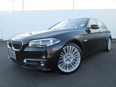 BMWアクティブハイブリッド5 ラグジュアリー サンルーフ