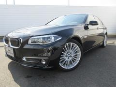BMW535iラグジュアリー 禁煙 ワンオーナー ベンチレーション