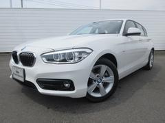 BMW118d スポーツ 当社デモカー コンフォートアクセス