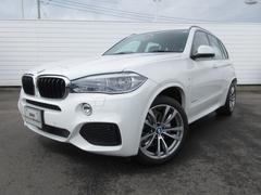 BMW X5xDrive 35d Mスポーツ  4WD 当社デモカー