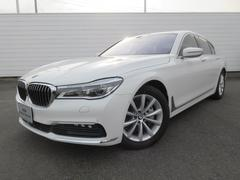 BMW740i リアエンターテイメントシステム