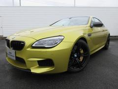 BMW M6コンペティション・パッケージ装着車 禁煙1オーナー 20AW