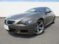 BMW M6ベースグレード 禁煙ワンオーナー カーボントリム