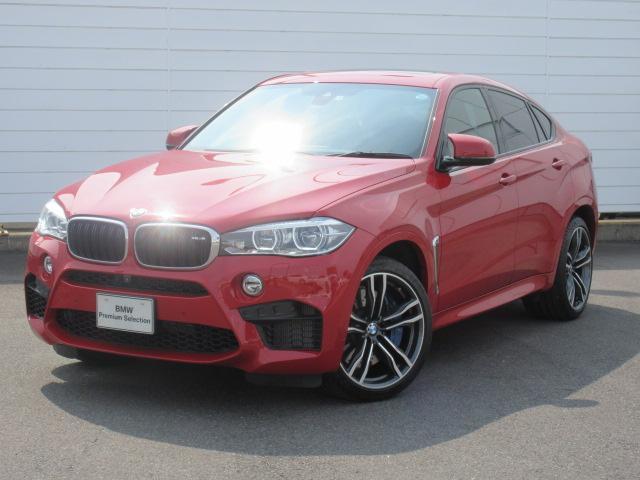 X6M(BMW)ベースグレード 中古車画像