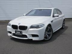 BMWM5 リアエンターテイメント 純正20AW