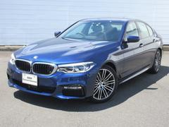 BMW523d Mスポーツ ディーゼルターボ ACC HUD 禁煙