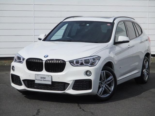 BMW xDrive 18d Mスポーツ 4WD 禁煙ワンオーナー ACC ヘッドアップD 18AW