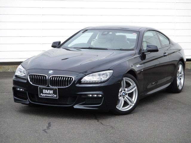 BMW 6シリーズ 640iクーペ Mスポーツ サンルーフ コンフォートアクセス 19AW