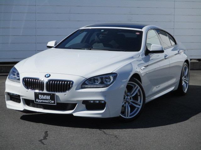 BMW 6シリーズ 640iグランクーペ Mスポーツパッケージ 禁煙1オーナーベンチレーションシート19AW