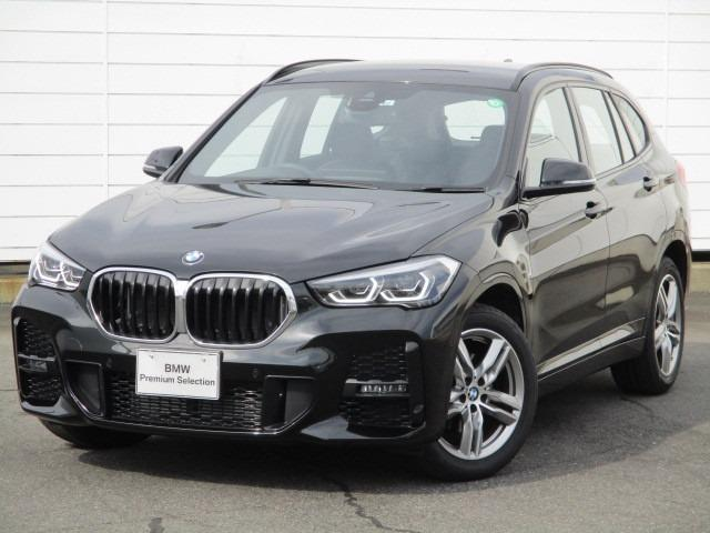 BMW sDrive 18i Mスポーツ 当社デモカー禁煙車 オートトランク 18AW