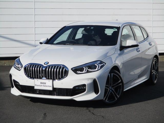 BMW 118d Mスポーツ エディションジョイ+ 禁煙車 純正ナビ バックカメラ PDC バックカメラ パワーシート LEDヘッドライト コンフォートアクセス ETC 純正18インチAW
