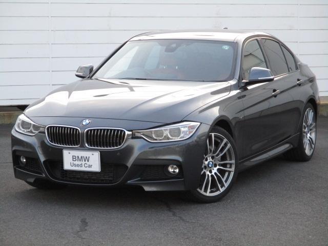 BMW 3シリーズ アクティブハイブリッド3 Mスポーツ 純正ナビ ETC バックカメラ パドルシフト インテリジェントセーフティ Bluetooth パワーシート ヘッドアップディスプレイ 純正19インチAW キセノンヘッドライト