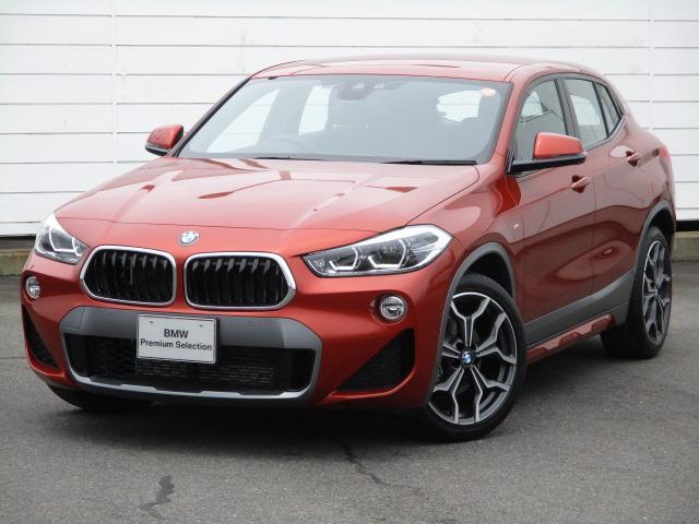BMW sDrive 18i MスポーツX ワンオーナー 禁煙車 純正HDDナビ ETC バックカメラ PDC シートヒーター アクティブクルーズコントロール ヘッドアップディスプレイ LEDヘッドライト オートリアゲート 純正19インチAW