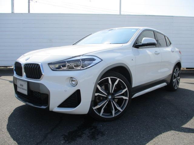 BMW xDrive 20i MスポーツX ワンオーナー 禁煙車 純正ナビ ETC バックカメラ アクティブクルーズコントロール シートヒーター ヘッドアップディスプレイ LEDヘッドライト 純正20インチアロイホール オートトランク パドル