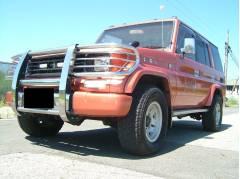 ランドクルーザープラドEXワイド 4WD  タイミングベルト交換済  サンルーフ