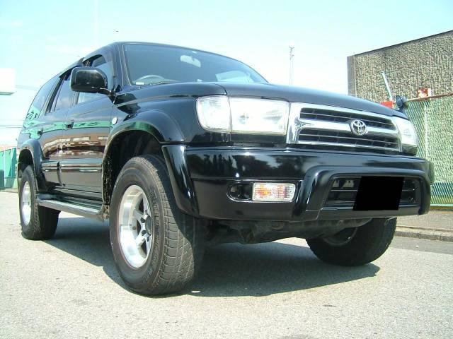 トヨタ SSR-X 4WD CD ETC