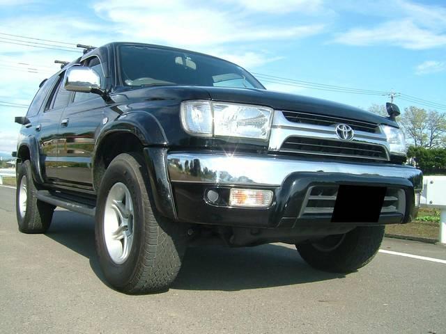 トヨタ SSR-V ブラックナビゲータ 4WD HDDナビ 1オーナ