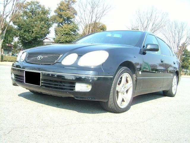 トヨタ V300ベルテックスエディション タイベル交換済 HID