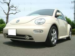 VW ニュービートルベースグレード ETC キーレス 天張り張替済み
