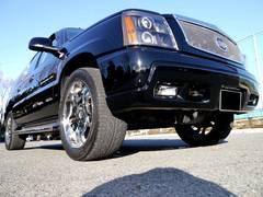 キャデラック エスカレードESV 4WD HDDサイバーナビ オートチェック済み