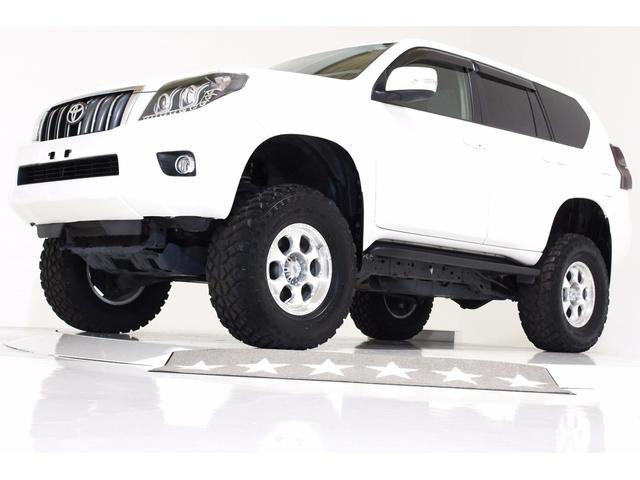 トヨタ TX 4WD リフトUP プッシュスタート ナビ 改造車