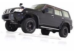 サファリグランロード 4WD リフトUP キーレスエンジンスターター