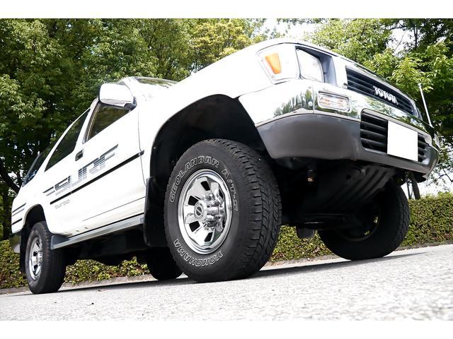 トヨタ SSRリミテッド 4WD タイミングベルト交換済 3ドア車